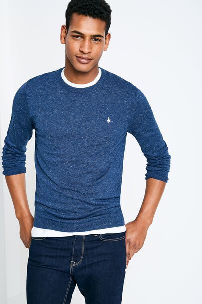 SEABOURNE CREW NECK SWEATER