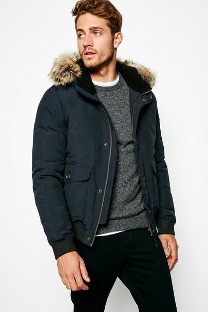 PATELEY DOWNFILLED BOMBER JACKET