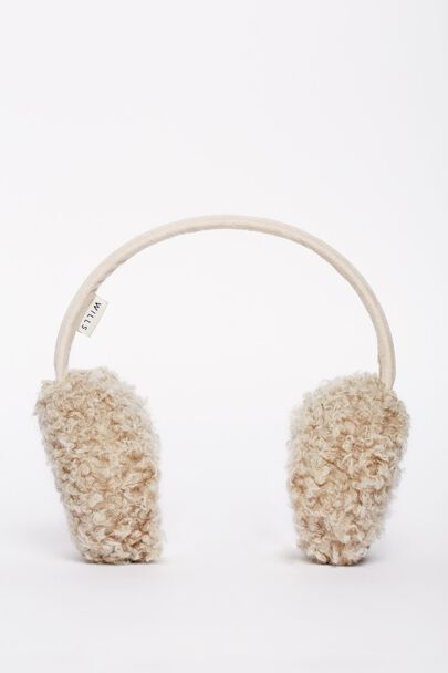 BEYLA SHEARLING EAR MUFFS
