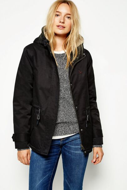 ALBERT SHERPA LINED JACKET