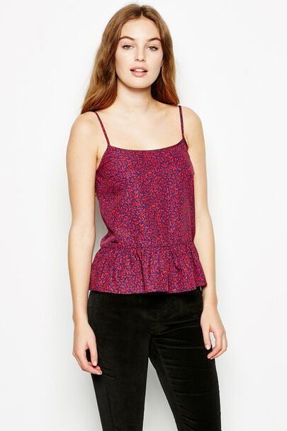 HORNDON CROSS BACK CAMI