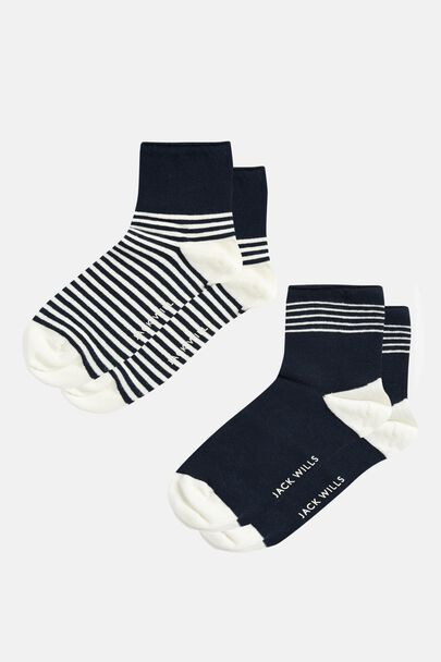 BEAMISTER 2 PACK ROLL TOP SOCKS