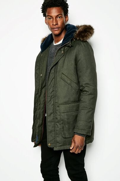 MACKLIN DOWN FILLED PARKA
