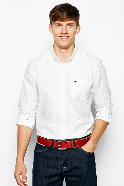 WADSWORTH OXFORD DOBBY SHIRT