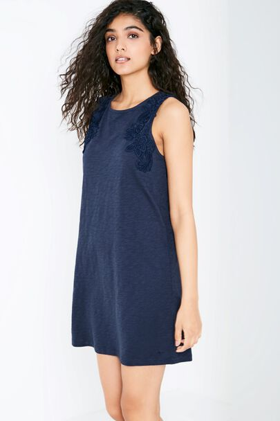SPEISTBURY LACE TRIM DRESS