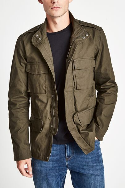 KIRKCONNEL M65 JACKET