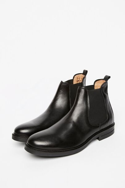 ALLINGTON LEATHER CHELSEA BOOT