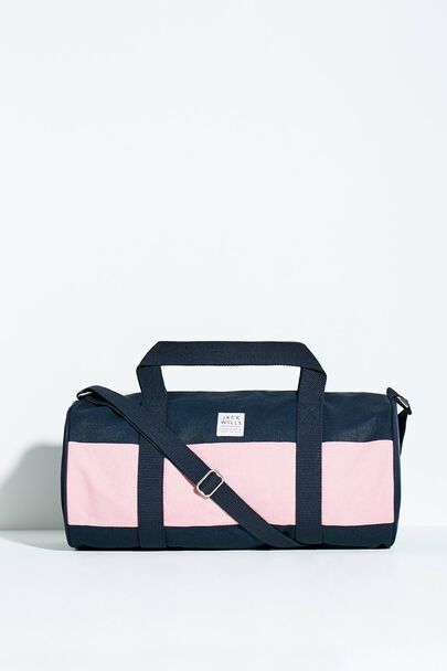 LEDBROOK GYM BAGLEDBROOK GYM BAG PINK NAVY