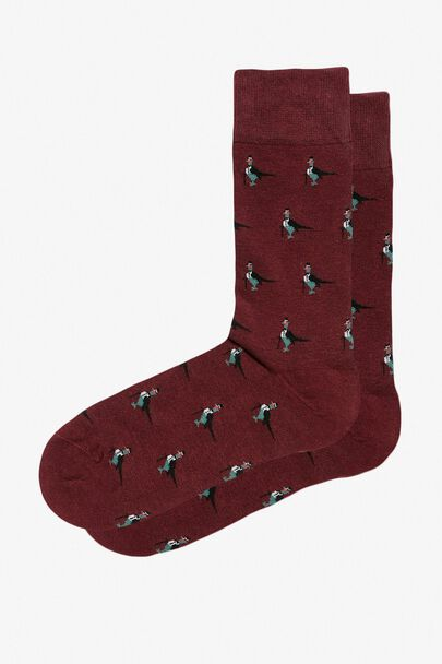 EYNSFORD SINGLE PHEASANT SOCKS