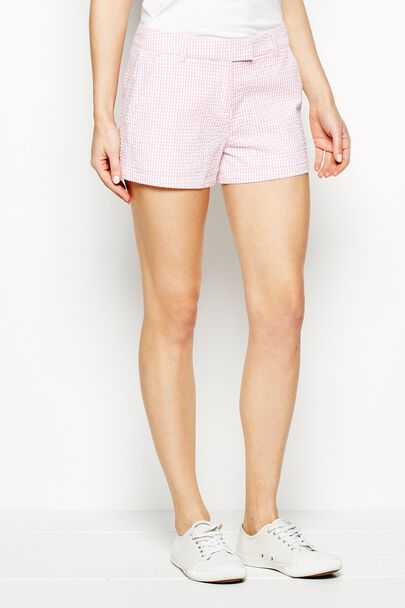 CASSOP GINGHAM CITY SHORT