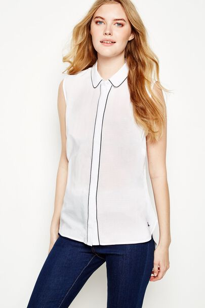 MEADOWTOWN SLEEVELESS SHIRT