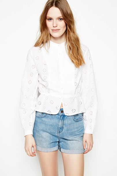 PLYMSTOCK WAISTED SHIRT