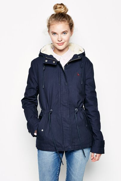 WANSBROUGH CROPPED PARKA