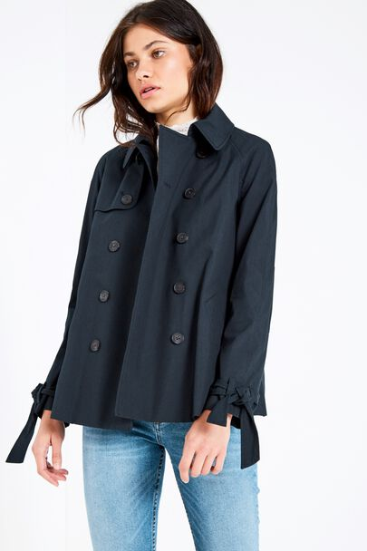 DOLLYHILL SWING TRENCH COAT