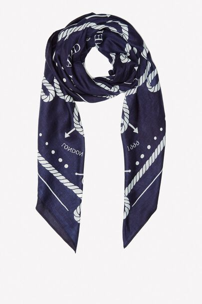 BELBY LARGE PRINT SCARF