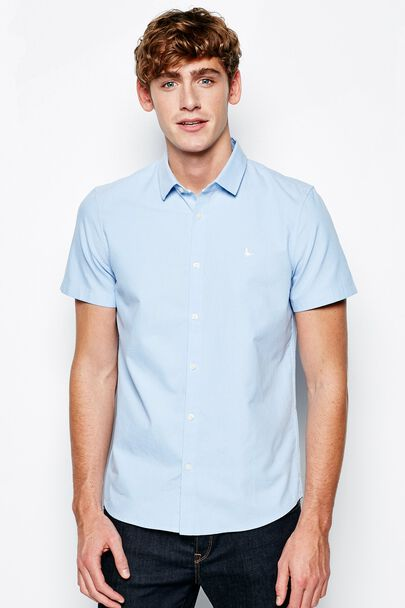 SALCOMBE SHORT SLEEVE SHIRT
