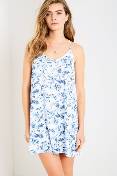 THRUXTON FLORAL DRESS