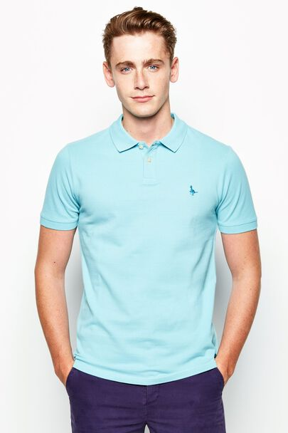 ALDGROVE PLAIN POLO SHIRT