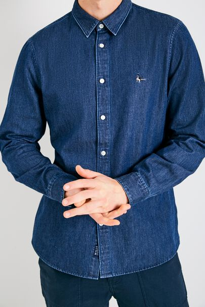 WORTON CHAMBRAY SHIRT