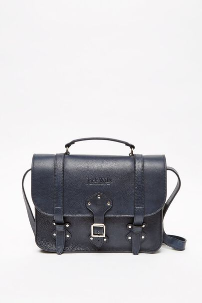 LADBROKE SOFT SATCHEL BAG
