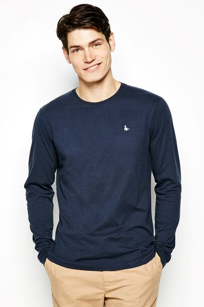 DUNSFORD BASIC LONG SLEEVE T-SHIRT