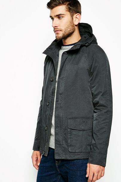 SELBOURNE CANVAS JACKET