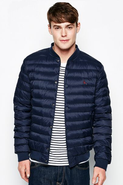 PICKWOOD LIGHTWEIGHT NYLON PUFFER JACKET