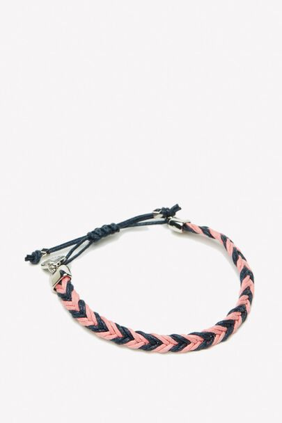 LONGVILLE PLAITED FRIENDSHIP BRACELET