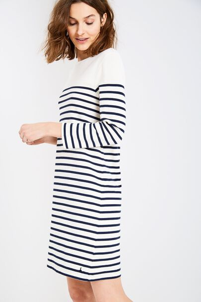 KEMPTON STRIPED DRESS