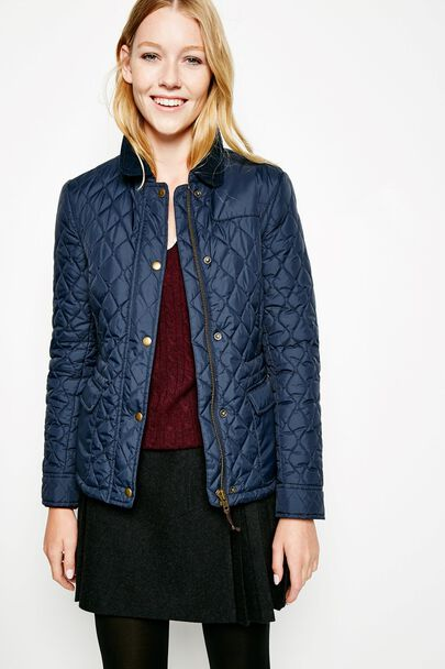 CANNONGATE QUILTED JACKET