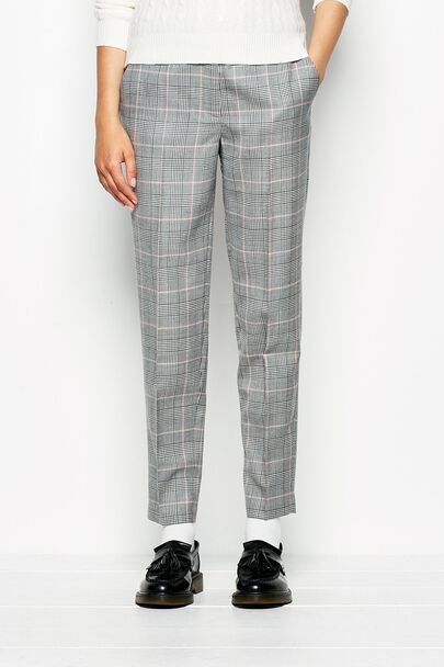 CATTON BOYFRIEND TROUSERS