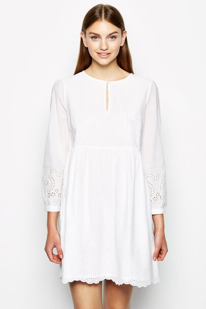 CORSBIE EMBROIDERED DRESS