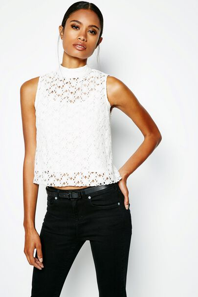 ASHWATER LACE TOP