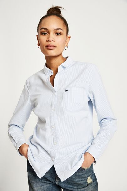 HOMEFORE OXFORD CLASSIC STRIPE SHIRT