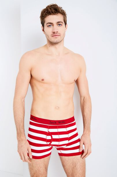 BRIDGENORTH BRETON STRIPE BOXER SHORTS