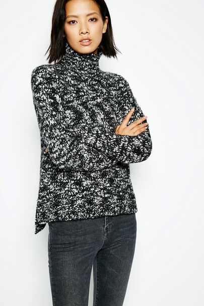 ASHENHURST ROLL NECK JUMPER