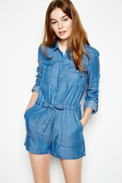 WARNOLD PLAYSUIT