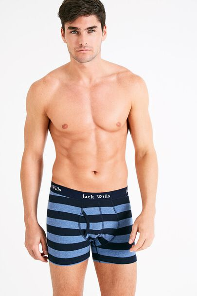 BRIDGENORTH STRIPE BOXER SHORTS