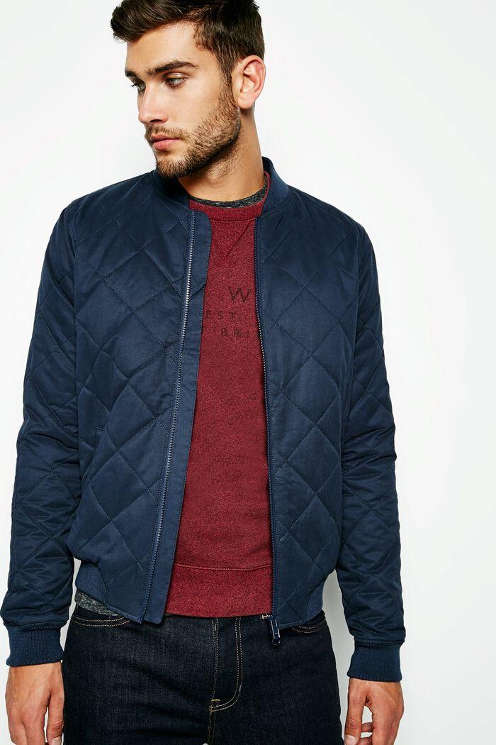 Product photo of Lesterton bomber jacket navy