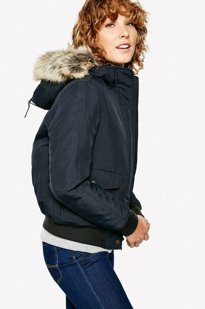 FINCHETTE DOWN FILLED BOMBER JACKET