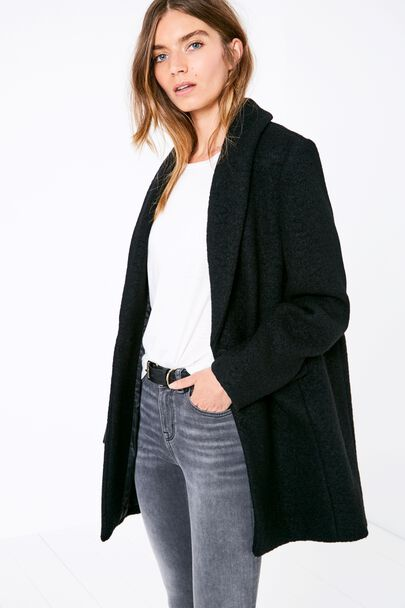 ATWOODLEY COCOON COAT