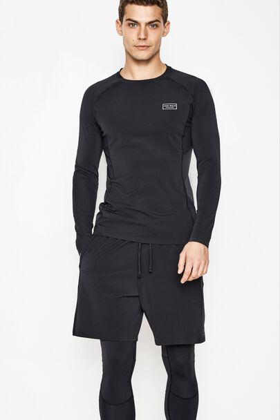 HENWORTH LONG SLEEVE GYM TOP