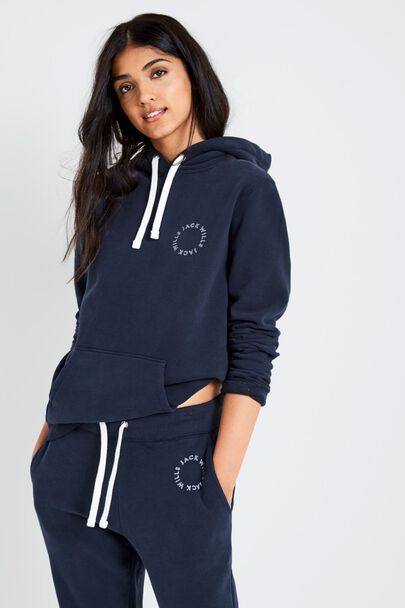BOUGHTON RELAXED FIT HOODIE