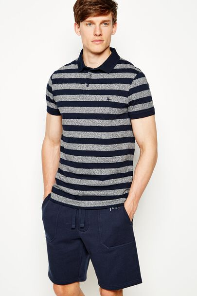 ALDGROVE STRIPE POLO SHIRT