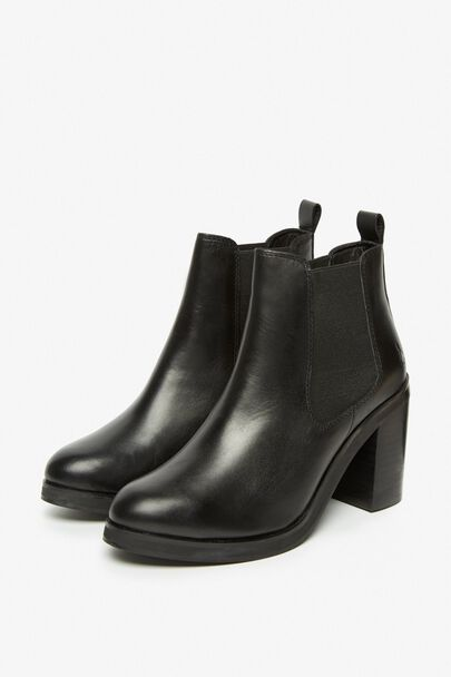 HILLBROW HEELED CHELSEA BOOTS