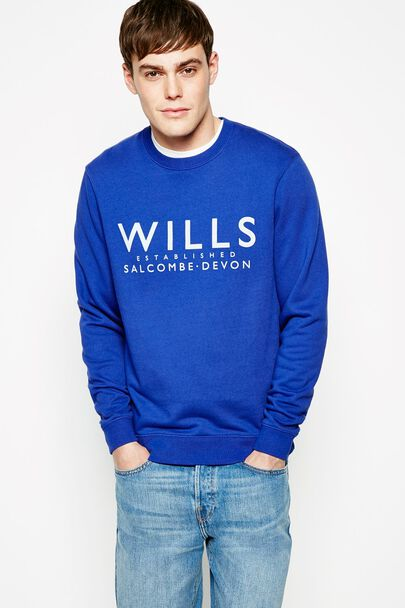 BARMBY CLASSIC FIT SWEATSHIRT