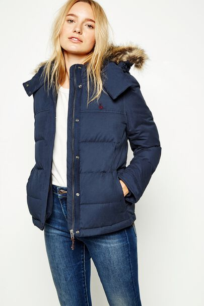 BACCALLER PADDED JACKET