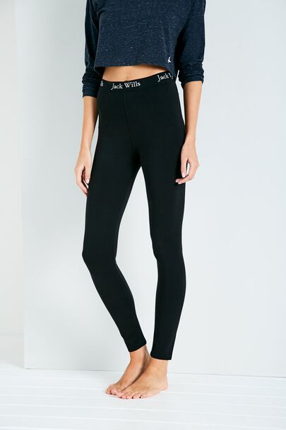 AMBERHILL HIGH WAISTED PONTE LEGGINGS
