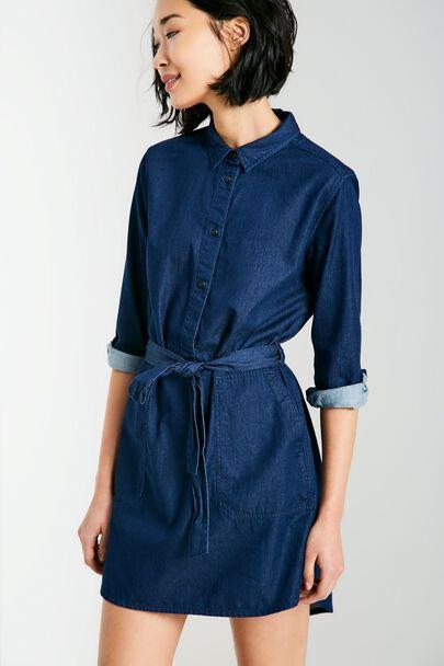 PATELY SHIRT DRESS