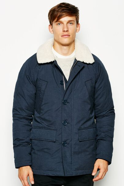 GREYDELLS DOWNFILLED PARKA